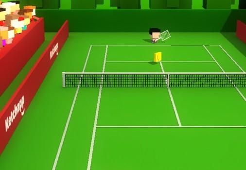 Ketchapp Tennis Ekran Görüntüleri - 5