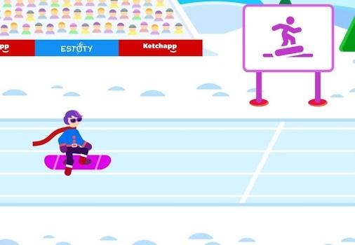 Ketchapp Winter Sports Ekran Görüntüleri - 5