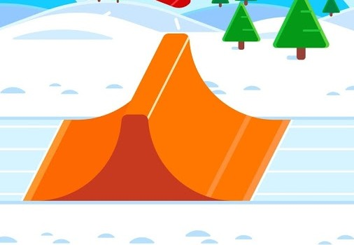 Ketchapp Winter Sports Ekran Görüntüleri - 4