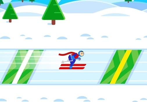 Ketchapp Winter Sports Ekran Görüntüleri - 3
