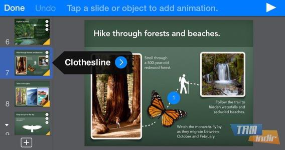 Keynote Ekran Görüntüleri - 2