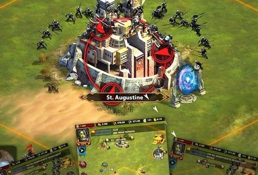 Kingdoms Mobile Ekran Görüntüleri - 2