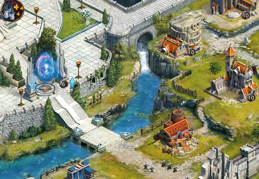 Kingdoms Mobile Ekran Görüntüleri - 1