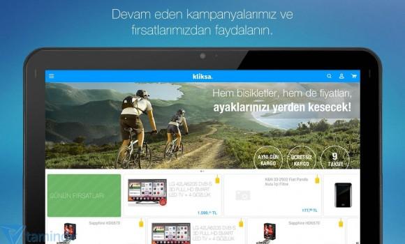 Kliksa Tablet Ekran Görüntüleri - 3