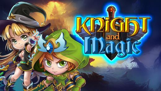 Knight And Magic Ekran Görüntüleri - 5