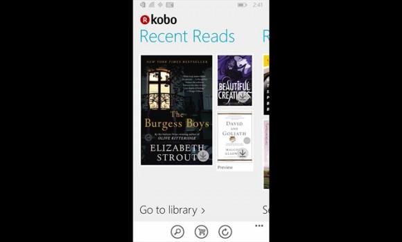 Kobo Ekran Görüntüleri - 2