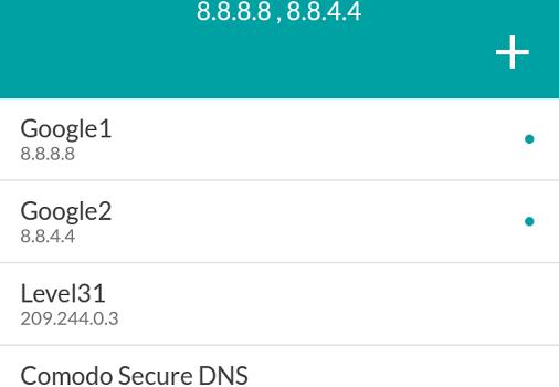 Kolay DNS Ekran Görüntüleri - 3