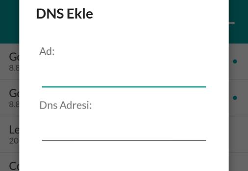 Kolay DNS Ekran Görüntüleri - 2