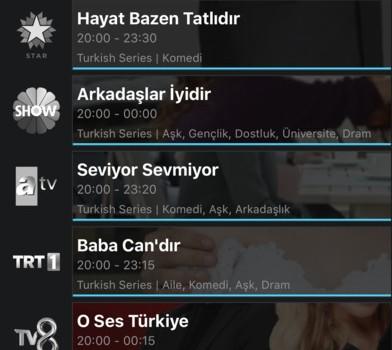 Komodor - TV Guide Ekran Görüntüleri - 5