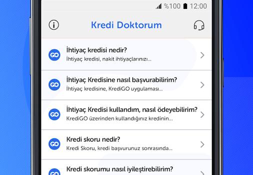 KrediGO Ekran Görüntüleri - 3