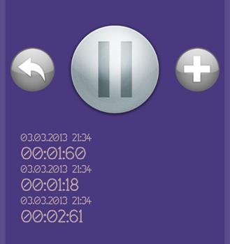 Kronometre Ekran Görüntüleri - 4