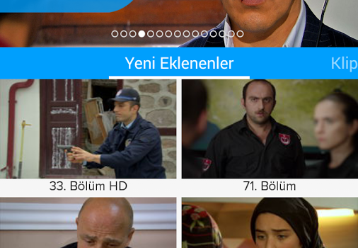 Küre Tv Ekran Görüntüleri - 2