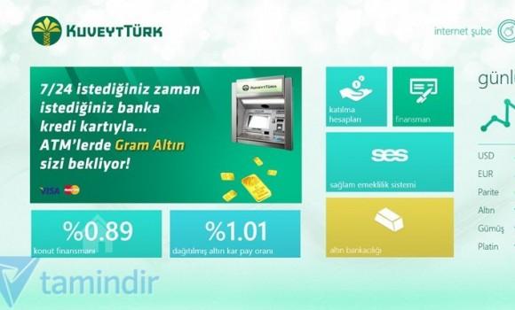 Kuveyt Türk Ekran Görüntüleri - 3