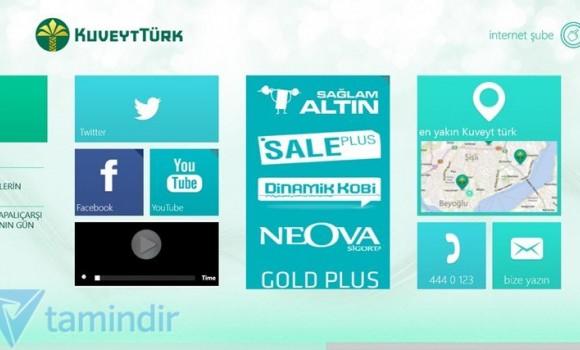 Kuveyt Türk Ekran Görüntüleri - 2