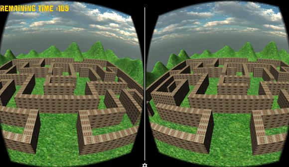 Labirent VR Ekran Görüntüleri - 4