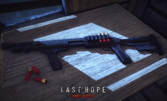 Last Hope - Zombie Sniper 3D Ekran Görüntüleri - 5