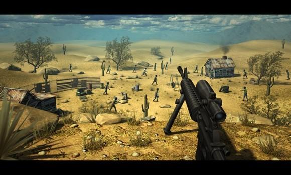 Last Hope - Zombie Sniper 3D Ekran Görüntüleri - 4