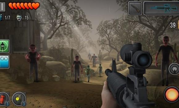 Last Hope - Zombie Sniper 3D Ekran Görüntüleri - 2