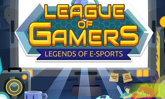 League of Gamers Ekran Görüntüleri - 1