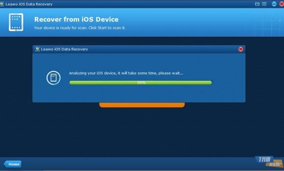 Leawo iOS Data Recovery Ekran Görüntüleri - 3