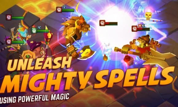 Legacy Quest: Rise of Heroes Ekran Görüntüleri - 5