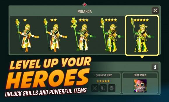 Legacy Quest: Rise of Heroes Ekran Görüntüleri - 3