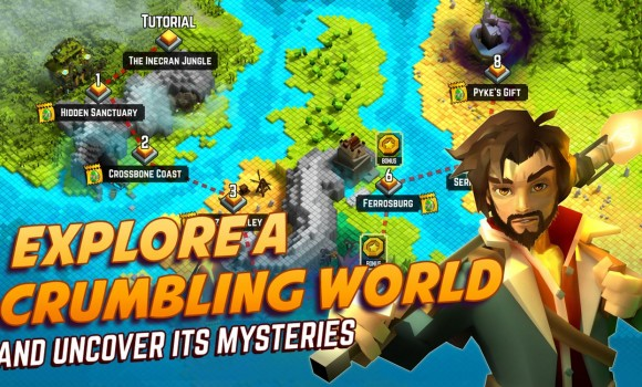Legacy Quest: Rise of Heroes Ekran Görüntüleri - 4
