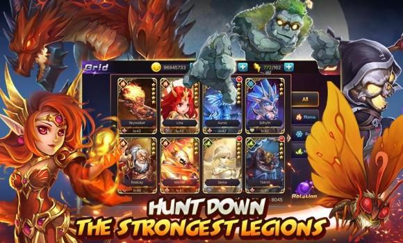 Legion Hunters Ekran Görüntüleri - 4