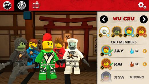 LEGO Ninjago WU-CRU Ekran Görüntüleri - 3