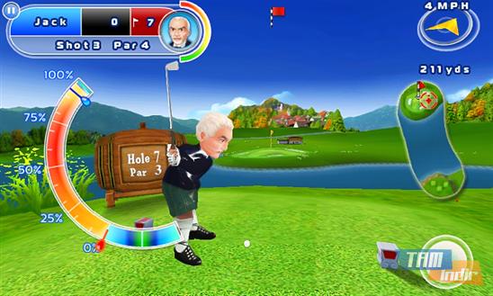 Lets Golf 2 Ekran Görüntüleri - 3