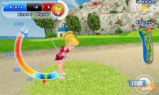 Lets Golf 2 Ekran Görüntüleri - 2