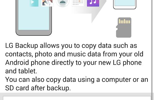 LG Backup Ekran Görüntüleri - 3
