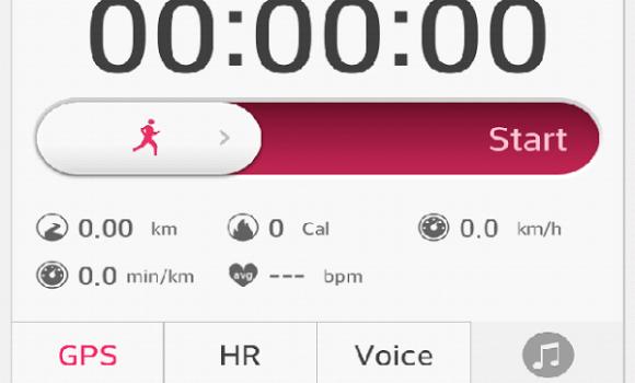 LG Fitness Ekran Görüntüleri - 1