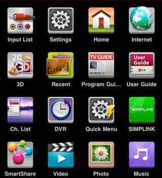 LG TV Remote Ekran Görüntüleri - 1