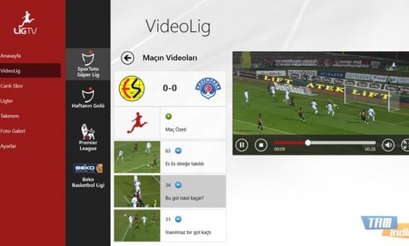 Lig TV Ekran Görüntüleri - 1