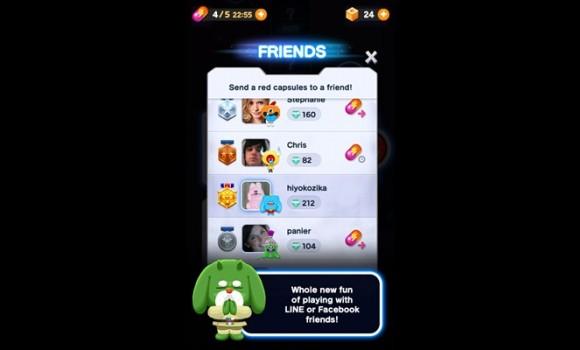 LINE CubeHeroes Ekran Görüntüleri - 5