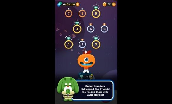 LINE CubeHeroes Ekran Görüntüleri - 4