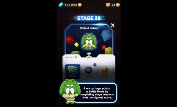LINE CubeHeroes Ekran Görüntüleri - 3