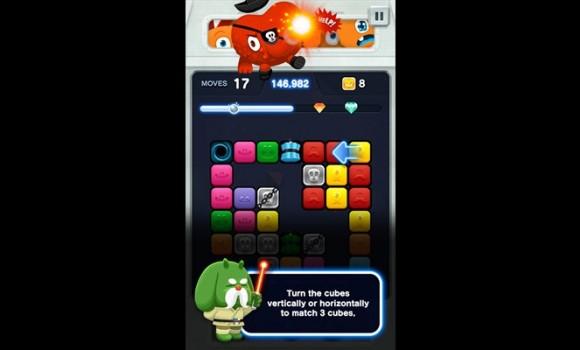 LINE CubeHeroes Ekran Görüntüleri - 2