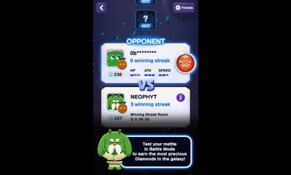 LINE CubeHeroes Ekran Görüntüleri - 1