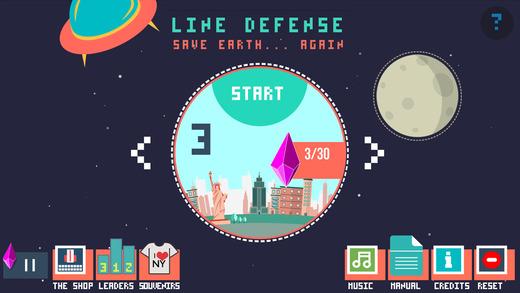 Line Defense Ekran Görüntüleri - 5