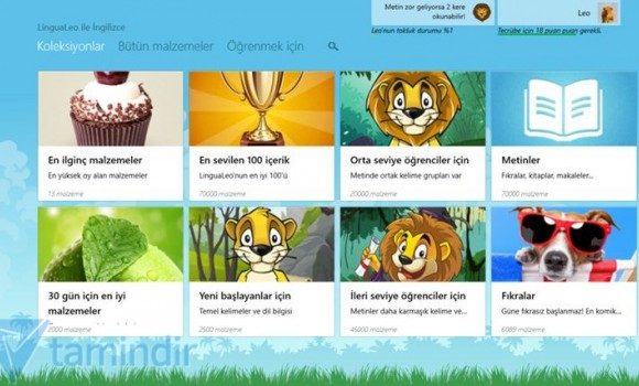 LinguaLeo Ekran Görüntüleri - 2