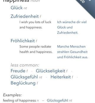 Linguee Ekran Görüntüleri - 4