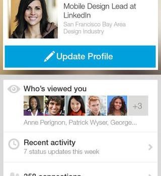 LinkedIn Ekran Görüntüleri - 3