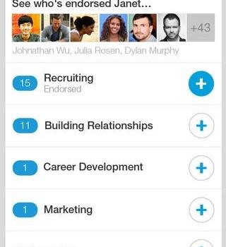 LinkedIn Ekran Görüntüleri - 1