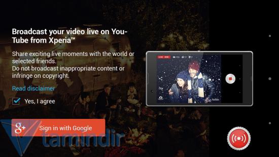 Live on YouTube Ekran Görüntüleri - 1