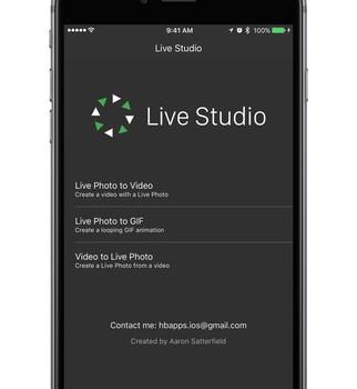 Live Studio Ekran Görüntüleri - 3