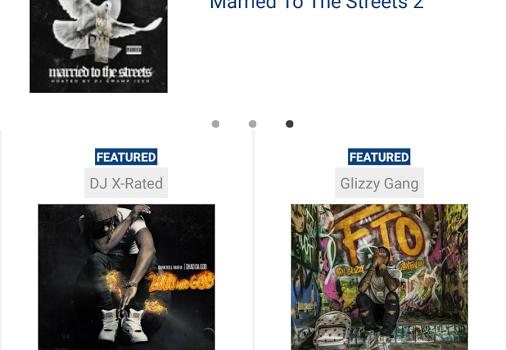 LiveMixtapes Ekran Görüntüleri - 3