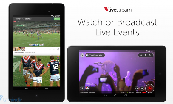 Livestream Ekran Görüntüleri - 2