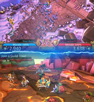 Lords Mobile Ekran Görüntüleri - 1